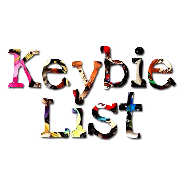 View all our available keybies in list form!