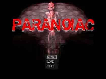 RPGMaker - Paranoiac