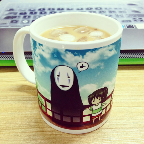 #WNW: Spirited Away Keybie Mugs!
