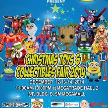 Christmas Toycon 2014