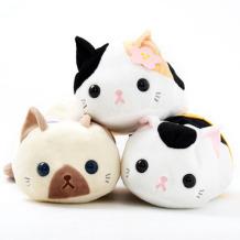Cat Day feature - Utage tsuchineko plushies