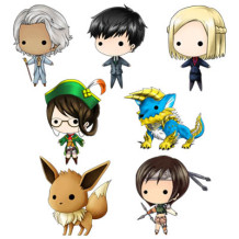 #WNW: Tokyo Ghoul CCG, Monster Hunter, Pokemon and More New Keybies!