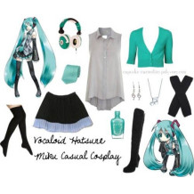 Casual Cosplay: More Anime Outfits You Can Wear Every Day!