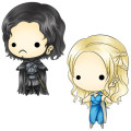 #WNW: Danaerys Targaryen, Jon Snow, and More Keybies!