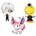 #WNW: Eeveelutions, Korosensei, Death Parade, Five Nights at Freddy's and More New Keybies!