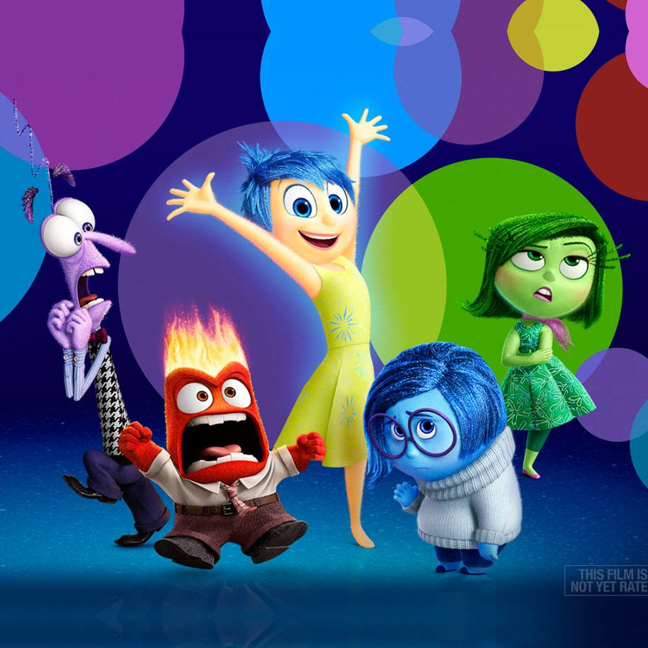 Inside Out: Shorts You May Have Missed!