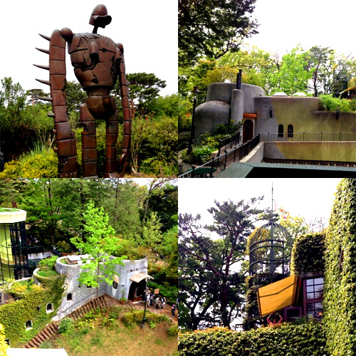 The Studio Ghibli Museum Through An Artist's Eyes