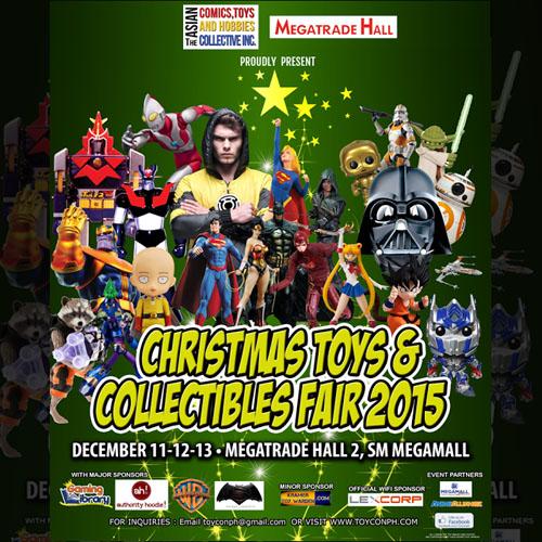 See You At Christmas Toycon 2015!
