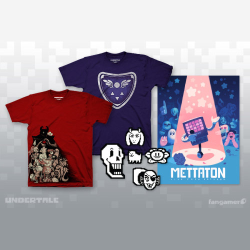 Undertale merchandise
