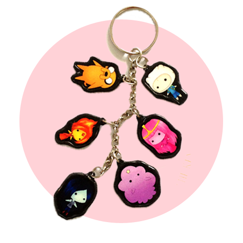 Keychain keybies
