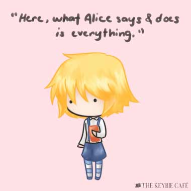 RPG Maker Quotable Quotes Collection - Alice Mare