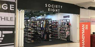 Society Eight Robinson's Galleria