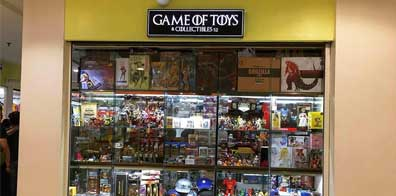 Game of Toys - Shoppesville, Greenhills